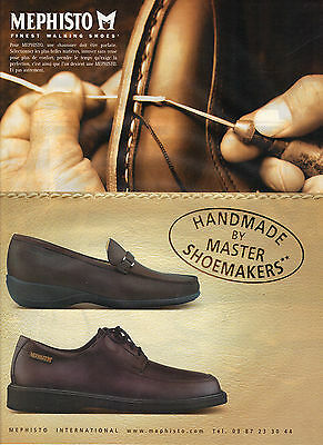 Breweriana, Beer Collectibles Publicite Advertising 2003 Caterpillar Chaussures