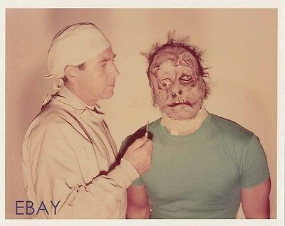 I Was A Teenage Frankenstein RARE Photo make-up effect
