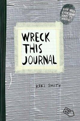 Wreck This Journal (Duct Tape) Expanded Ed by Keri Smith