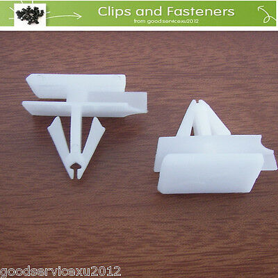 15 Pcs Moulding Clip Plastic Retainer Fastener 50mmx16mm A12602 For GM 20237057