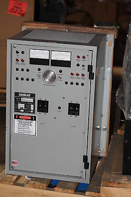 1SCRF130-025 Douglas 130 Volt Battery Charger Rectifier Single Phase 25 Amps