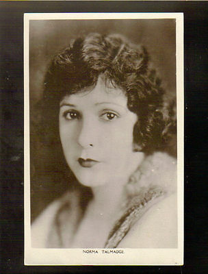 NORMA TALMADGE ~ MOVIE ACTRESS, PICTUREGOER #101, REAL PHOTO RPPC, c. 1930's