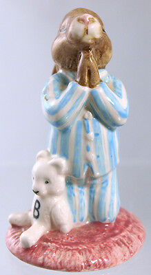 Royal Doulton DB 79 - Bedtime Bunnykins - Limited Edition  100/1888