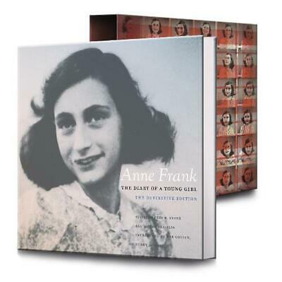 Diary of a Young Girl (h/b Slipcase) by Anne Frank (English) Hardcover Book Free