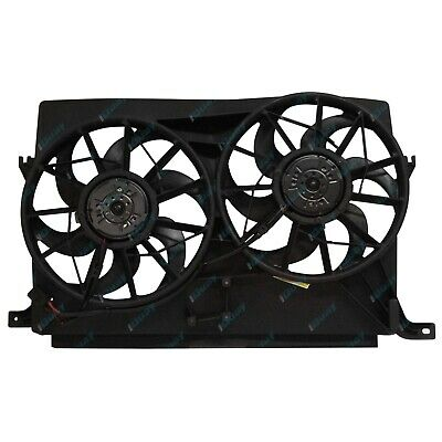 Ford Falcon Fairmont '02-'06 BA BF New Twin Thermo Radiator Fan