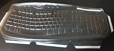 Keyboard Cover for Microsoft Comfort Curve 2000 879E113 - Keyboard Not Included