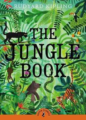 The Jungle Book (Puffin Classics) - Paperback NEW Kipling, Rudyar 2009-03-05