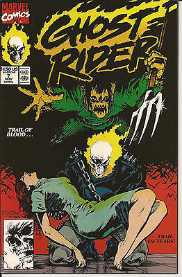 GHOST RIDER # 7 * 1990 Series *