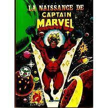 ARTIMA  Best Of Marvel LA NAISSANCE DE CAPTAIN MARVEL