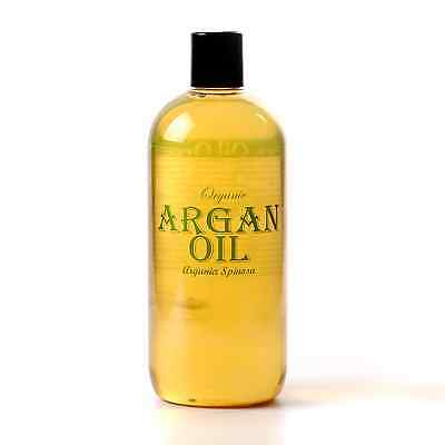 Argan Organic Carrier Oil - 100% Pure - 500ml (CO500ARGA)