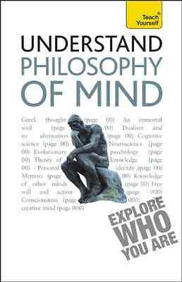 Philosophy of Mind (Teach Yourself) - Paperback NEW Thompson, Mel 2012-08-31
