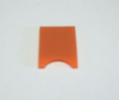 Baum 714 Orange Double Sheet Tab