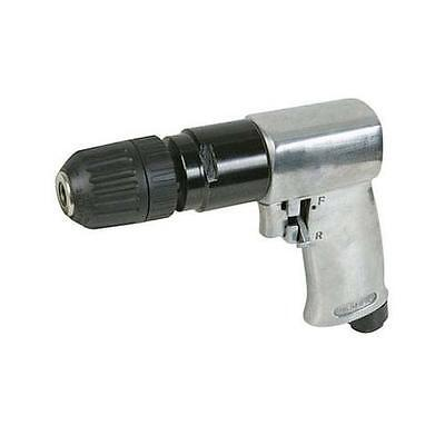 Silverline Air Drill Reversible 10mm Air Tools