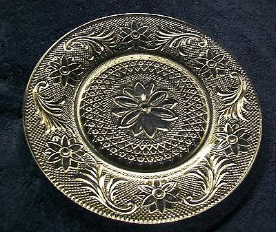 """Indiana Tiara Depression Clear Sandwich Glass Luncheon Salad Plate s 8 1/4"""""""