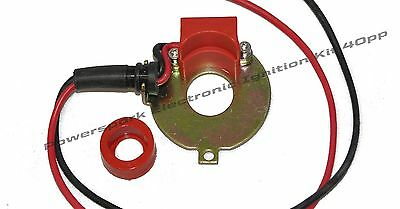 Electronic Ignition Kit Triumph 3TA 350 Twin Positive Earth Points 18D2