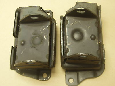 77 78 79 Lincoln Mark V Thunderbird Ltd Ii 351M 400 Engine Motor Mounts Pair