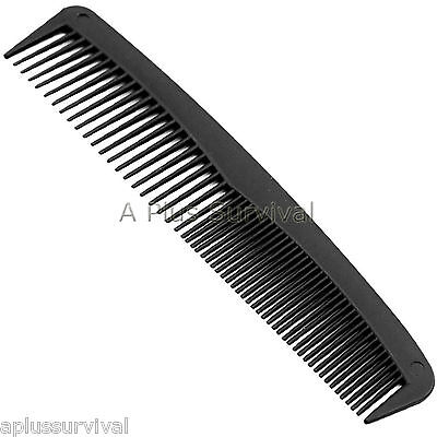 "Lot of 5040 - 5"" Plastic Hair Combs - Survival Hygiene Church Mission Shelters"