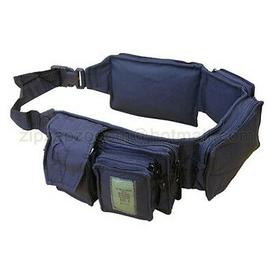 Army Military Combat Utility Travel Money Web Tool Tactical Belt Waist Bum Bag