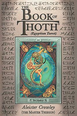 Book of Thoth by Aleister Crowley Paperback Book (English)