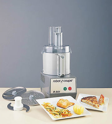 Robot Coupe R201 Food Processor - VAT Inclusive Price