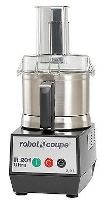 Robot Coupe R201 Ultra Food Processor - VAT Inclusive Price