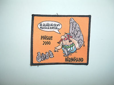 Patch Foreign Phosare 2000 Harnosand
