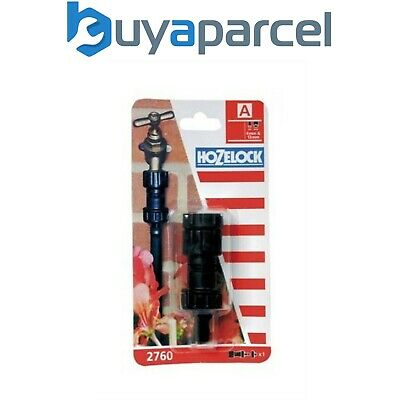 Hozelock 2760 Pressure Reducer Regulator For Micro Irrigation 20 PSI