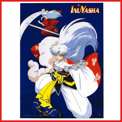 Inu Yasha  Sesshomaru San Wall Scroll Poster GE9530 Anime Fabric Poster
