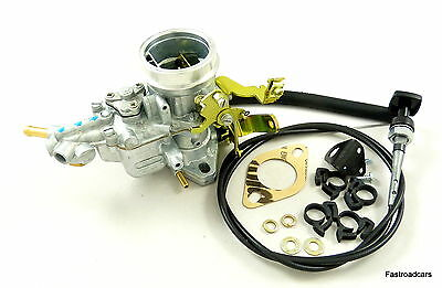 Land Rover Series 2A & 3 Weber 34 Ich Carb/ Carburettor Genuine Low Price