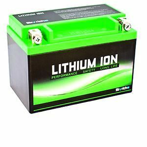 Batterie lithium YTX12-BS DAELIM SQ 125 250 S2 FREEWING / SV 125 S3 SPORTING