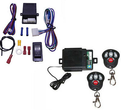 Remote Control Wiring & Switch Kit for Linear Actuators