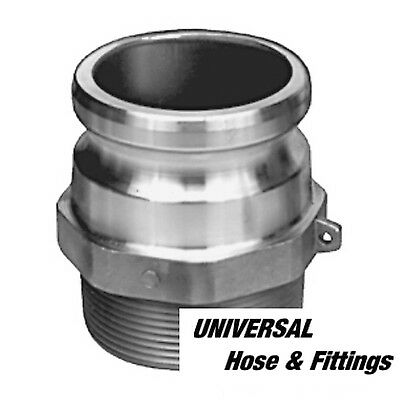 "1-1/2"" Camlock Fitting F-150 Cam Lock , Cam And Groove, Trash Pump Fitting"