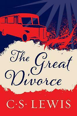 The Great Divorce by C.S. Lewis Paperback Book (English)