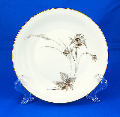 Heinrich H and Co SEPIA - GOLD (IVORY GOLD TRIM) 17228 Salad Plate 7.75 in.