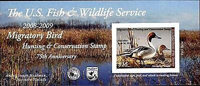US.# RW75A  Federal Duck Stamp MINT POST OFFICE FRESH!