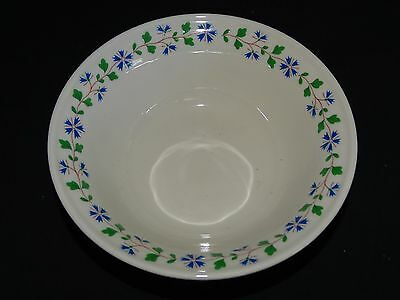 Iroquois China Henry Ford Museum Periwinkle Cereal Bowl