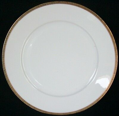 KPM Made In Germany Venus China Silesia #26370 Luncheon Plate 8 7/8""