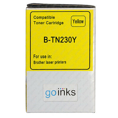 1 Yellow Toner Cartridge for Brother DCP-9010CN HL-3070CW MFC-9320CW