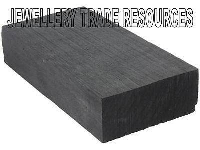 Large Jewellers Charcoal Soldering Block Jewellery Making Hard Or Natural Soft