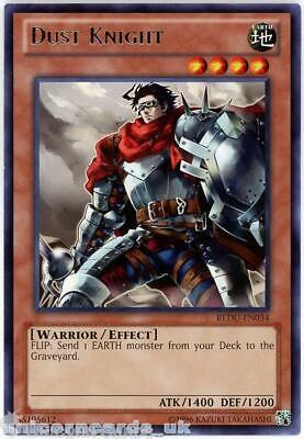 REDU-EN034 Dust Knight Rare Mint YuGiOh Card