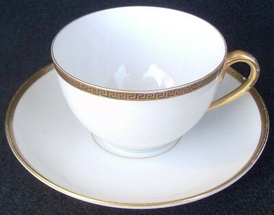 """KPM Made In Germany Venus China Silesia #26370 Cup & Saucer Set 2 1/4"""""""