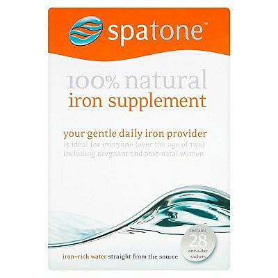 Nelsons Spatone 100% Natural Iron Supplement - 28 Sachets