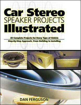 Car Stereo Speaker Projects Illustrated by Dan Ferguson (English) Paperback Book