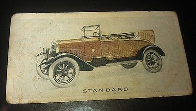 1923 STANDARD  Orig Wills Cigarette Card New Zealand