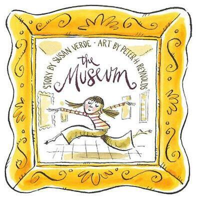 The Museum by Susan Verde (English) Hardcover Book Free Shipping!