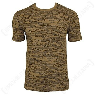 Airforce Desert Pattern Camo Cotton T-SHIRT - All Sizes Camouflage Military Top
