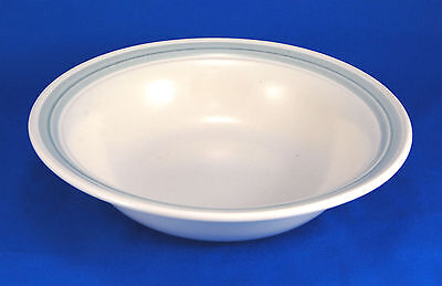 Japan China Country Glen Collection BIRCHGLEN Round Vegetable Bowl 9.5 in. Blue