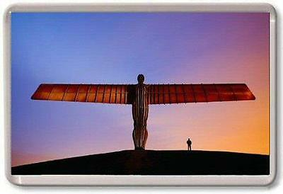 Angel of the North Fridge Magnet