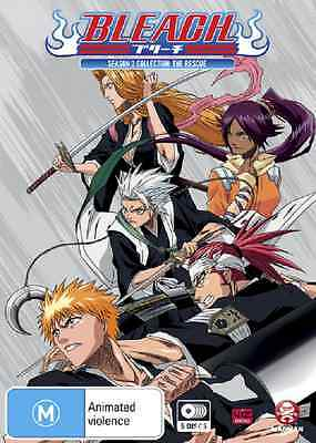 Bleach Collection 03 (Eps 42-63) NEW R4 DVD