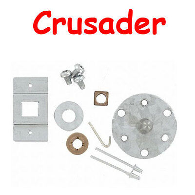 Tumble Dryer Drum Shaft Kit CRUSADER C00095655 GENUINE PARTS